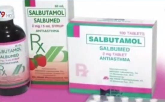 Gia tăng bệnh hô hấp khi chuyển mùa, nguy cơ thiếu hụt thuốc có chứa salbutamol