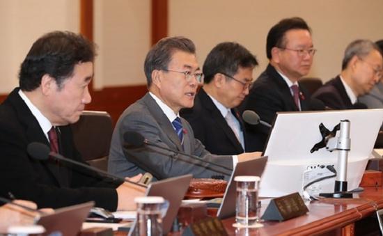 Tổng thống Hàn Quốc triệu tập cuộc họp khẩn sau vụ cháy kinh hoàng