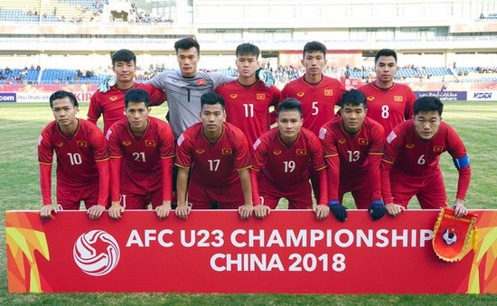 VFF là đơn vị duy nhất sở hữu quyền thương mại đối với U23 Việt Nam