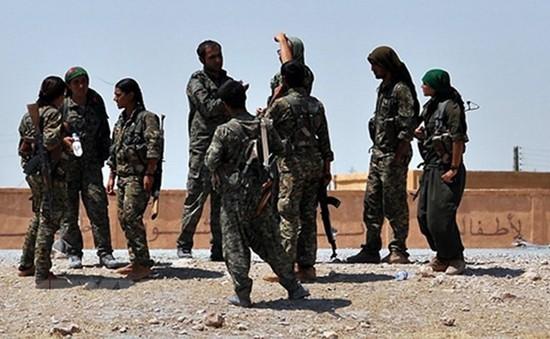 Mỹ ngừng cung cấp vũ khí cho lực lượng người Kurd tại Syria