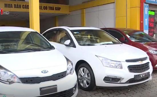 Người tiêu dùng đang bị thiệt khi đặt cọc mua ô tô