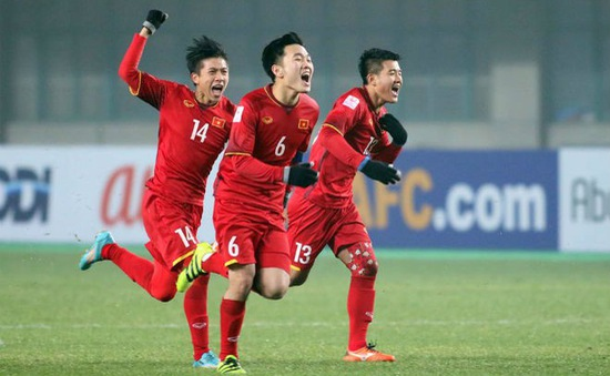 U23 Việt Nam sẽ thi đấu với U23 Barcelona