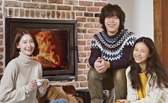Show chưa kết thúc, YonnA và Lee Hyori đã bịn rịn như thế này!