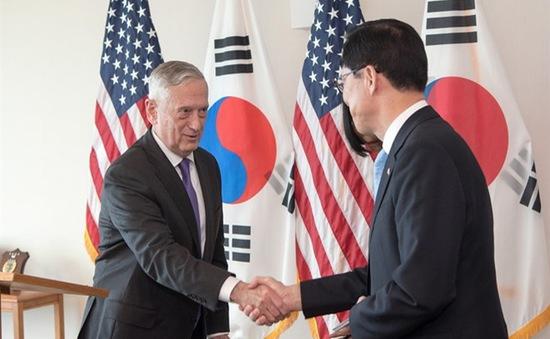 Hàn Quốc, Mỹ cam kết tăng cường khả năng răn đe Triều Tiên