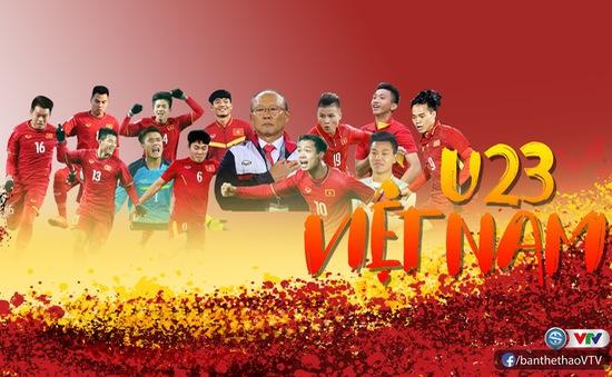 Gala vinh danh ĐT U23 Việt Nam: Lễ hội mừng công các cầu thủ của chúng ta!