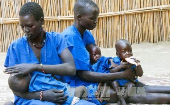 CH Congo rơi vào khủng hoảng trẻ vô gia cư