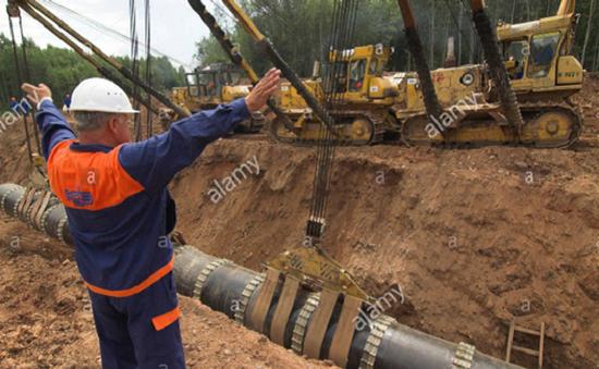 Mỹ lo ngại đường ống khí đốt của Nga