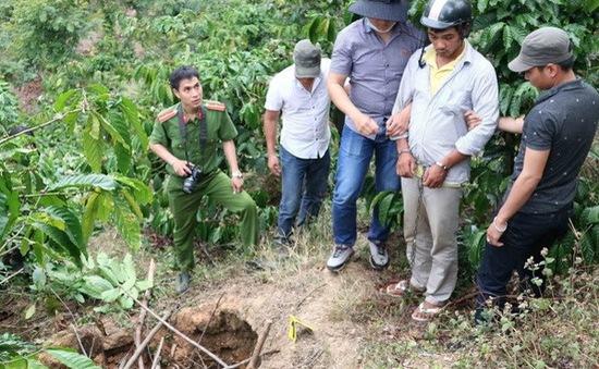 Phá nhanh vụ giết người, phi tang thi thể ở Lâm Đồng