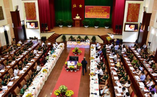 Tổ chức Hội thảo Biệt động Sài Gòn - Gia Định tại TP.HCM