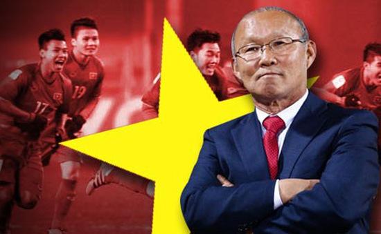HLV Park Hang Seo: Tương lai tươi sáng của bóng đá Việt Nam chỉ mới bắt đầu