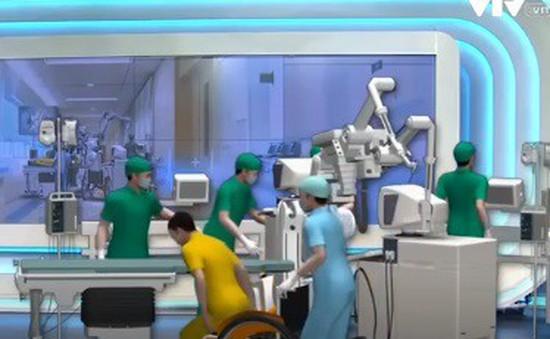 Robot với những ứng dụng mới trong y khoa