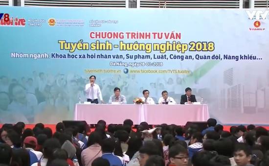 Chương trình tư vấn tuyển sinh – hướng nghiệp 2018 tại Đà Nẵng