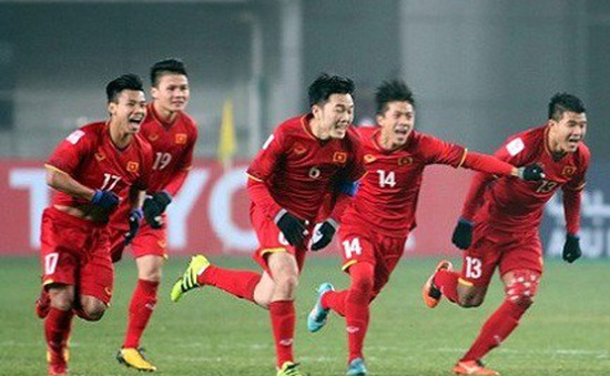 Viet pride – ca khúc cổ vũ đội tuyển Việt Nam đầy sôi động