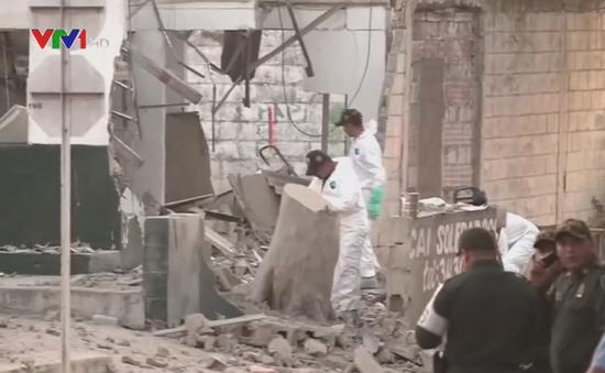 Colombia: Liên tiếp xảy ra đánh bom tại Barranquilla