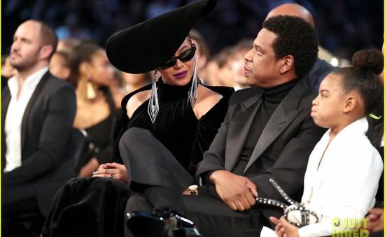 Beyonce đẹp lộng lẫy tại Grammy 2018