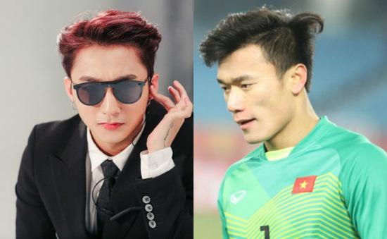 Bất ngờ, thủ môn U23 Việt Nam Bùi Tiến Dũng có lượng fan theo dõi gấp đôi Sơn Tùng M-TP
