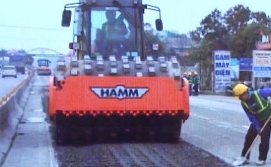 TP.HCM áp dụng công nghệ mới rút ngắn thời gian sửa đường