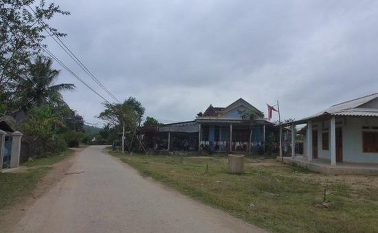 Quảng Ngãi: Kỷ luật Bí thư và Chủ tịch xã Phổ Ninh vì nhiều sai phạm về đất đai
