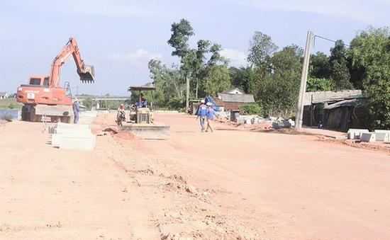 Quảng Trị đẩy nhanh tiến độ các công trình giao thông phục vụ Tết