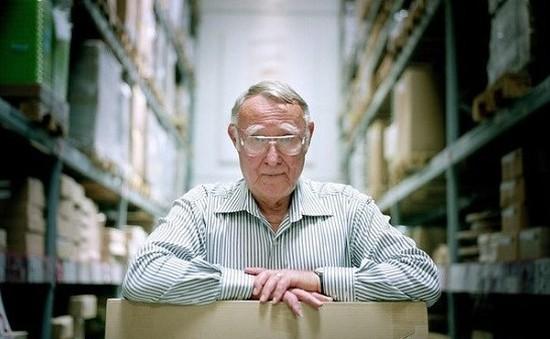 Cố tỷ phú Ingvar Kamprad và hành trình biến IKEA trở thành đế chế toàn cầu