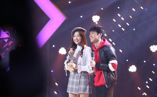 Chàng trai Việt ngại ngùng nói thích cô gái Hàn Quốc tại Giai điệu chung đôi