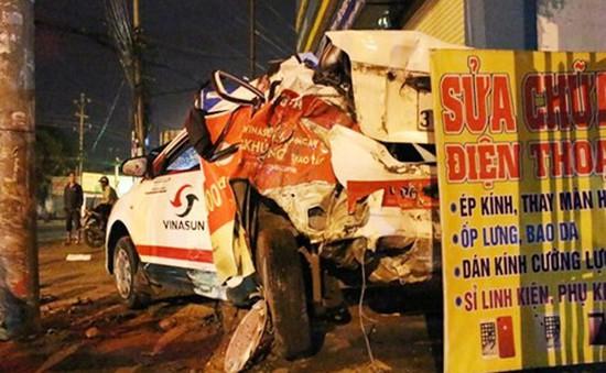 Bắt tài xế xe đầu kéo tông chết người bỏ chạy trong đêm