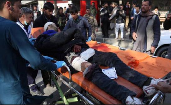 Con số thiệt mạng trong vụ tấn công tại Kabul, Afghanistan tăng lên 103 người