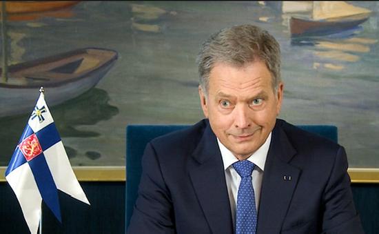 Tổng thống Phần Lan tái đắc cử