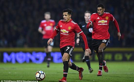 Lịch trực tiếp bóng đá Ngoại hạng Anh vòng 25: Sanchez xuất trận đại chiến Tottenham – Man Utd