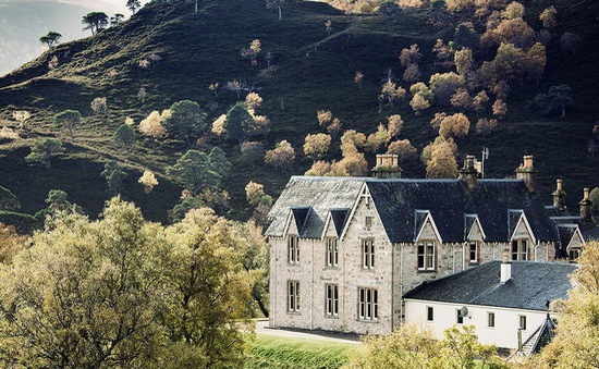 Những nơi này làm ai cũng muốn xách balo đến ở ngay vùng đồi núi Scotland