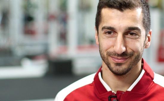 Mkhitaryan khao khát được chơi bóng đá tấn công của HLV Wenger