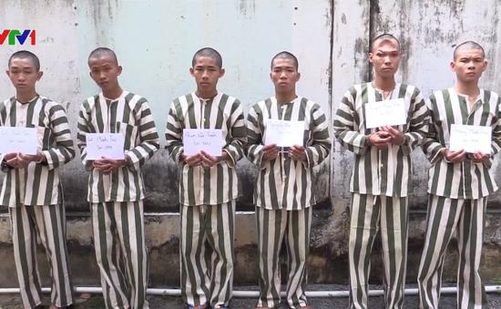 Bình Dương: Bắt nhóm đối tượng nghiện ma túy chuyên trộm cắp tài sản