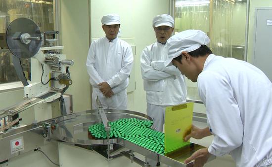 Cận cảnh quy trình sản xuất vaccine Sởi - Rubella của Việt Nam