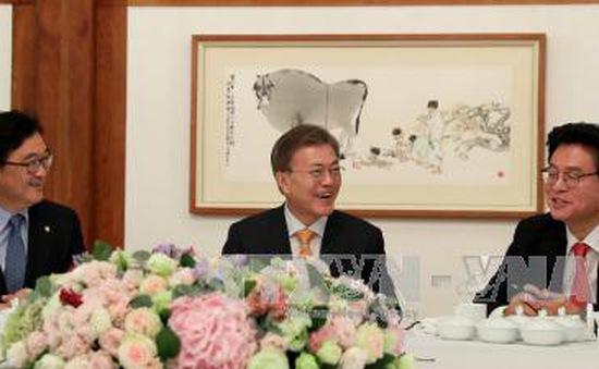 Hàn Quốc: Đảng Nhân dân và đảng Bareun chuẩn bị hợp nhất
