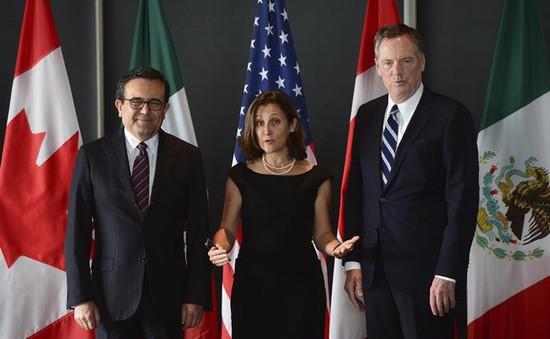 Đàm phán vòng 6 NAFTA không ra được tuyên bố chung