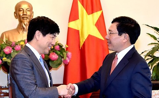 Nhật Bản sẵn sàng hỗ trợ Việt Nam xây dựng cơ sở hạ tầng chất lượng cao