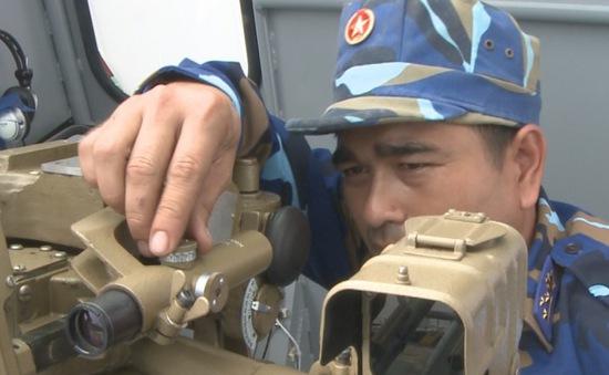 Cảnh sát biển Vùng 2 triển khai nhiệm vụ, phục vụ Tết Nguyên đán