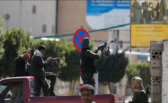 Đảo chính ở Yemen: Nội các Chính phủ bị giam lỏng