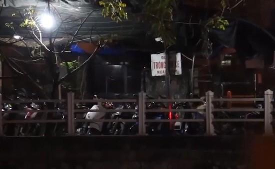 Hà Nội: Thủ đoạn tháo trộm phụ tùng ở bãi giữ xe