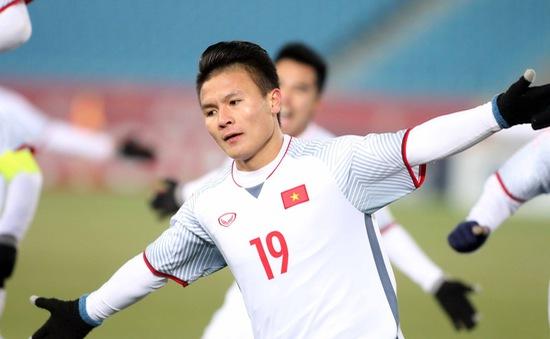 Quang Hải có 2 bàn thắng lọt top đẹp nhất VCK U23 châu Á 2018