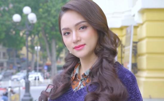 Hương Giang Idol tự tin giới thiệu bản thân tại Hoa hậu chuyển giới