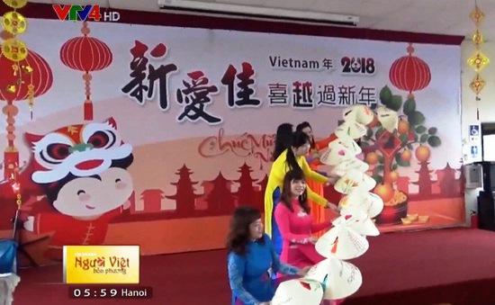 Tổ chức Tết cho cô dâu Việt tại Đài Loan, Trung Quốc