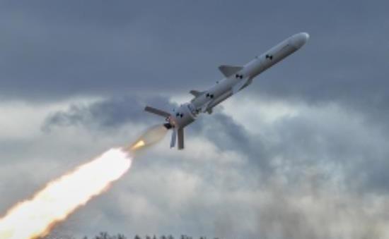 Ukraine bắn thử tên lửa hành trình tự sản xuất