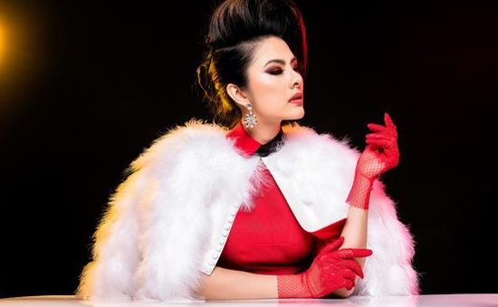 Vân Trang hóa quý bà trong bộ ảnh mới