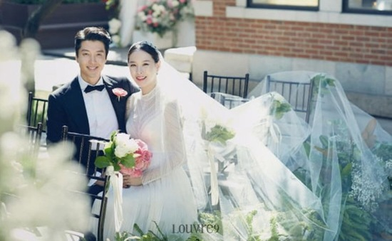 Lee Dong Gun mãn nguyện với cuộc sống hôn nhân