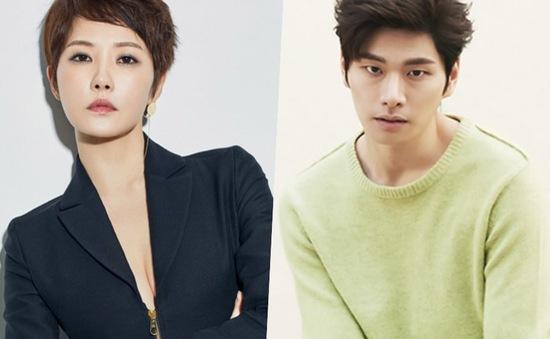 Kim Sun Ah đóng cặp với trai trẻ trong phim mới
