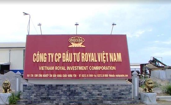 Giả chứng nhận hợp quy, Công ty Royal Việt Nam bị xử phạt 530 triệu đồng