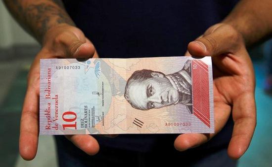 Lạm phát tại Venezuela năm 2019 sẽ lên 10 triệu phần trăm