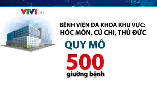TP.HCM sẽ chi hơn 5.600 tỷ đồng xây 3 bệnh viện mới