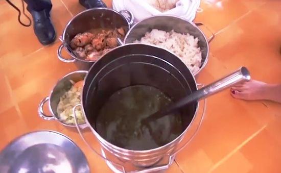 Bà Rịa - Vũng Tàu: Chính quyền vào cuộc vụ trường mầm non bị tố cho trẻ ăn đồ ôi thiu